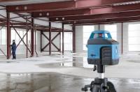selbstnivellierender Rorationslaser -EL 515- Baustelle [website]
