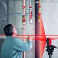 kreuz linien laser