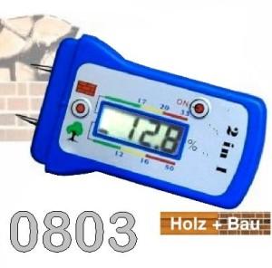 x174623x Kombinationsmessgeräte Holz-Baustoff