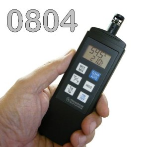 x174625x Temperatur- und Luftfeuchte-Messung