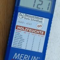 Holzfeuchtemessgerät - HM8-WS1 - [website]