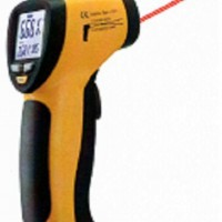 Infrarot-Thermometer - IT-800-pocket - P 360 800 [website]