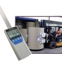Papierfeuchtemessgerät-Messgerät - HM8-RLF-TS-01 - P 140 020 - mit Gabelstapler