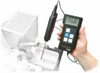 Temperatur-Messgeraet mit Fühler -P 300- [website]