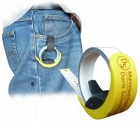 Taschenbandmaß ´dsBMImeter´ 2 m - N 993 001 - an Hose [1600x1200]