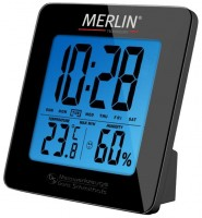 x152527x Digital-Thermo-Hygrometer TH-C mit dsLogo